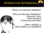 interactive notebooks1