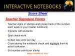 interactive notebooks13