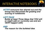interactive notebooks17