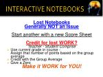 interactive notebooks18
