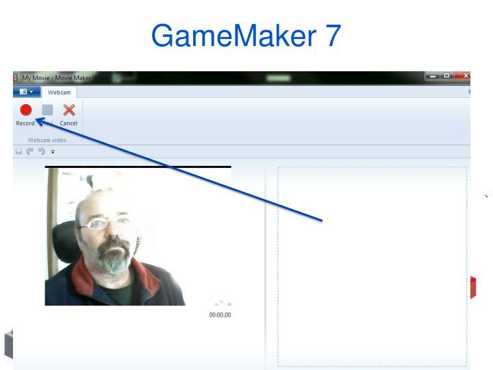 GameMaker 7
