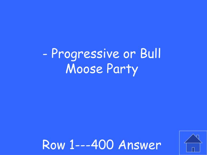 Row 1---400 Answer