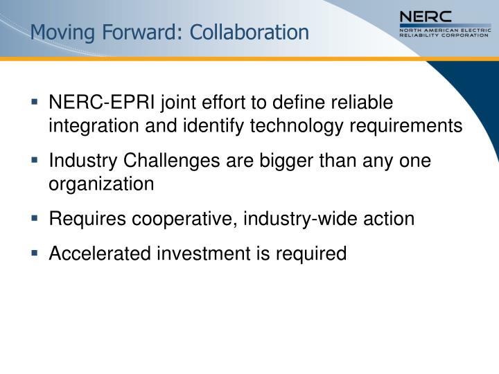 Moving Forward: Collaboration
