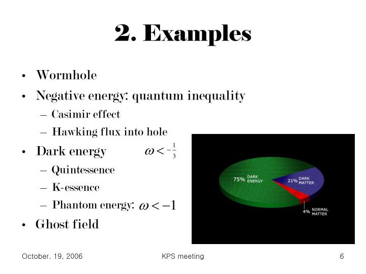 2. Examples