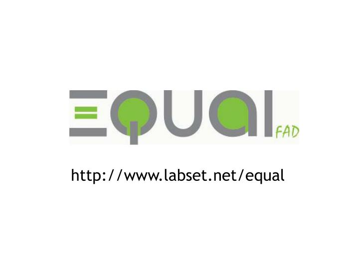 http://www.labset.net/equal