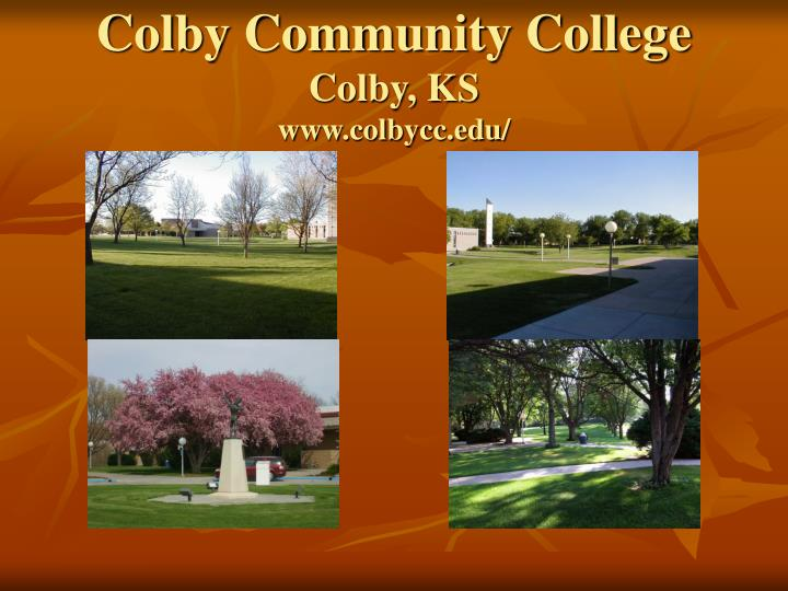 Colby community college colby ks www colbycc edu