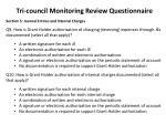 tri council monitoring review questionnaire5