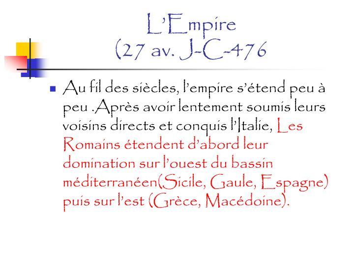 L'Empire