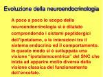 evoluzione della neuroendocrinologia1