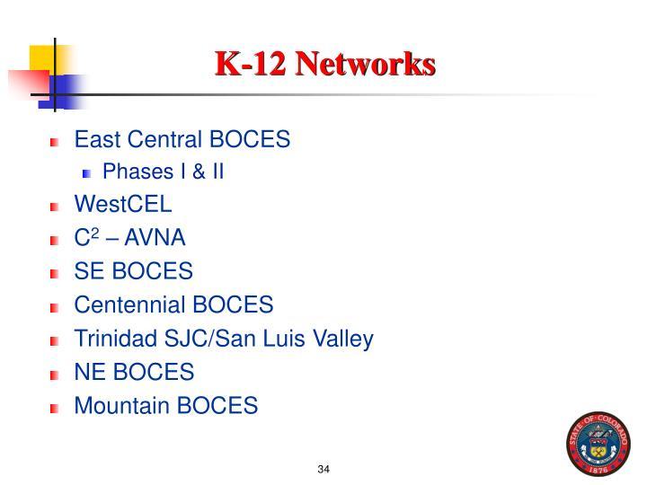 K-12 Networks