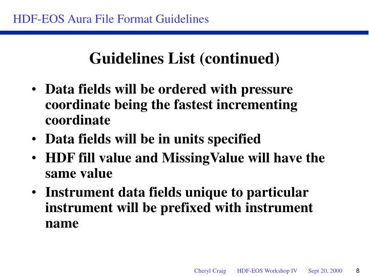 Data fields will be ordered with pressure coordinate being the fastest incrementing coordinate