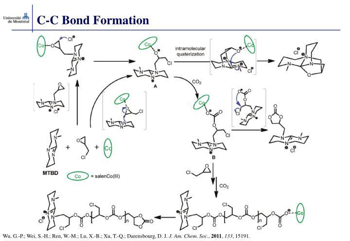 C-C Bond Formation