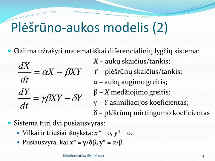 Plėšrūno-aukos modelis (2)
