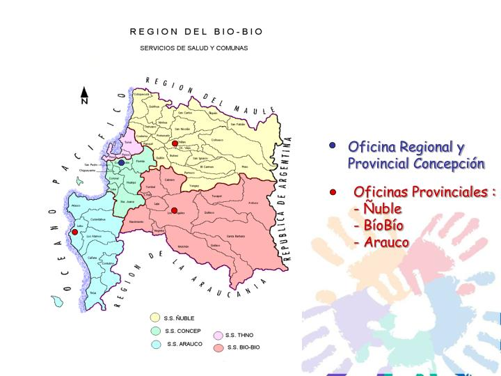 Oficina Regional y