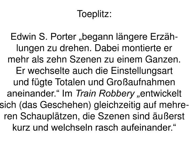 Toeplitz: