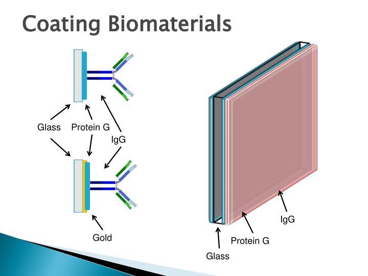 Coating Biomaterials