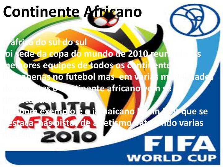 Continente Africano