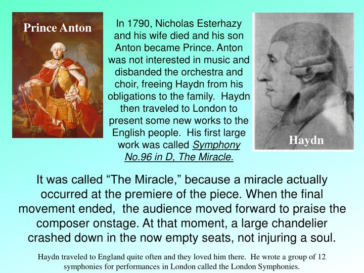 compare the relationship of haydn mozart and beethoven to their patrons