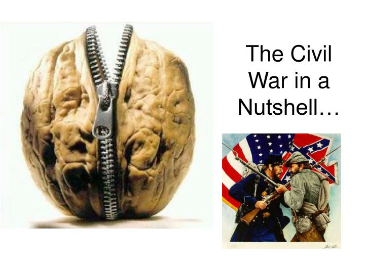 The American Civil War Essay