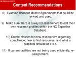content recommendations6