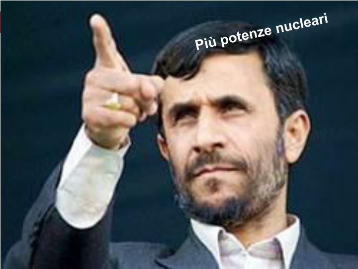 Più potenze nucleari