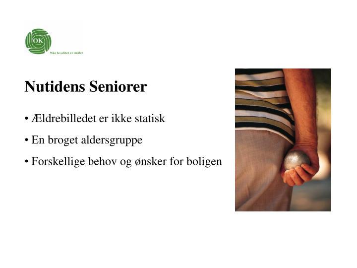 Nutidens Seniorer