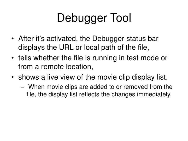 Debugger Tool