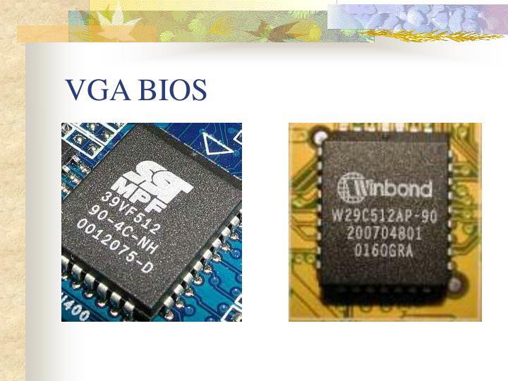 VGA BIOS
