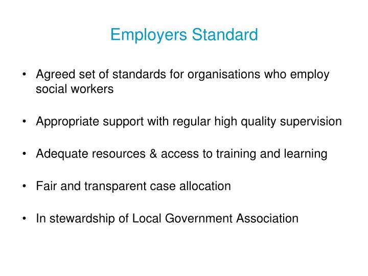 Employers Standard