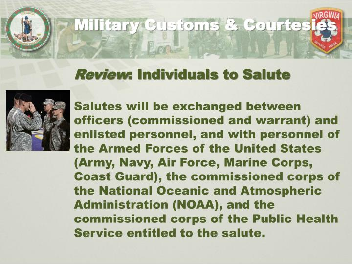 courtesies essay Military courtesy is an extension and a formalization of courtesies practiced in a culture's everyday life it is intended to reinforce discipline and the chain of command.