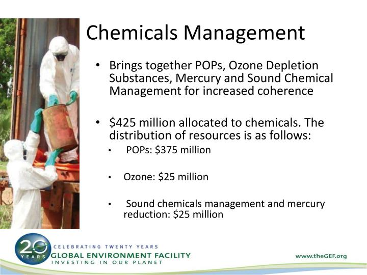 Chemicals Management