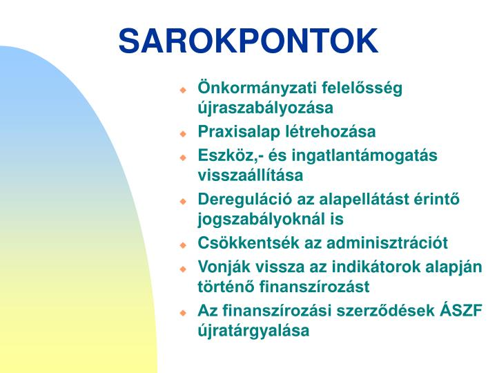 SAROKPONTOK