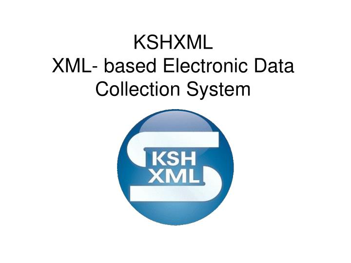 KSHXML