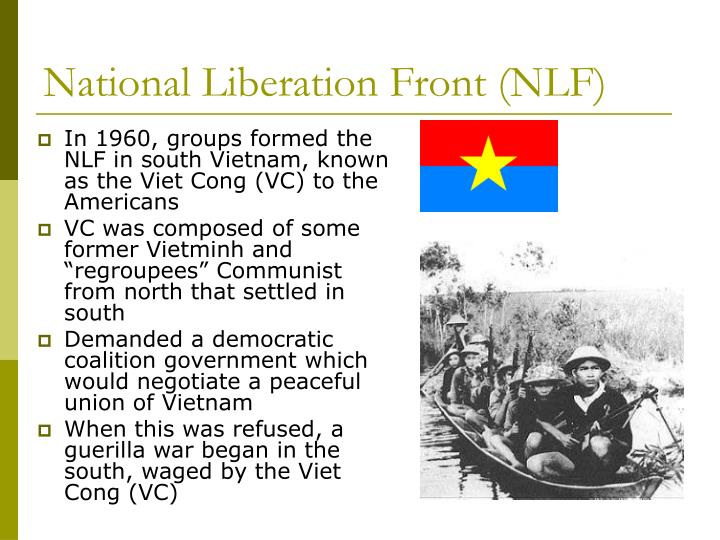 National Liberation Front (NLF)