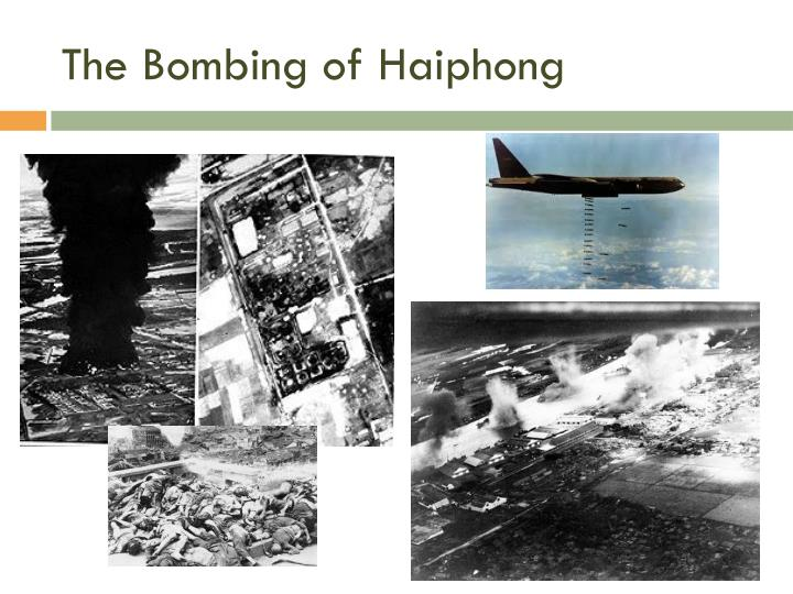 The Bombing of Haiphong