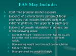 fas may include