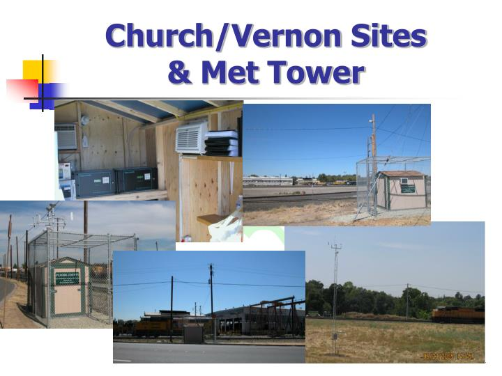 Church/Vernon Sites