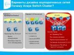 avaya switch cluster