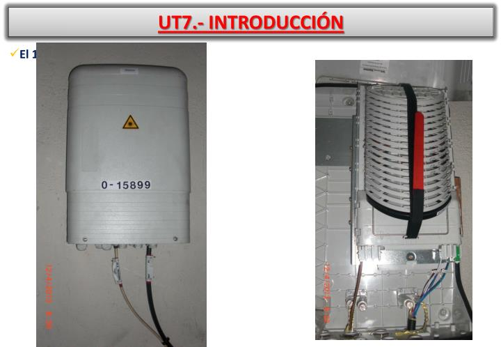 UT7.- INTRODUCCIÓN