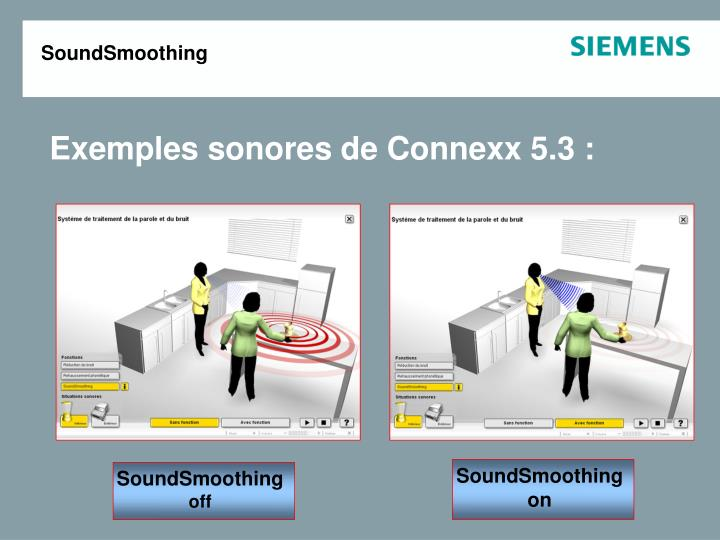 SoundSmoothing