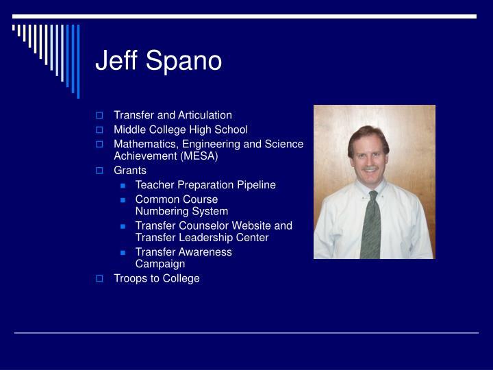 Jeff Spano