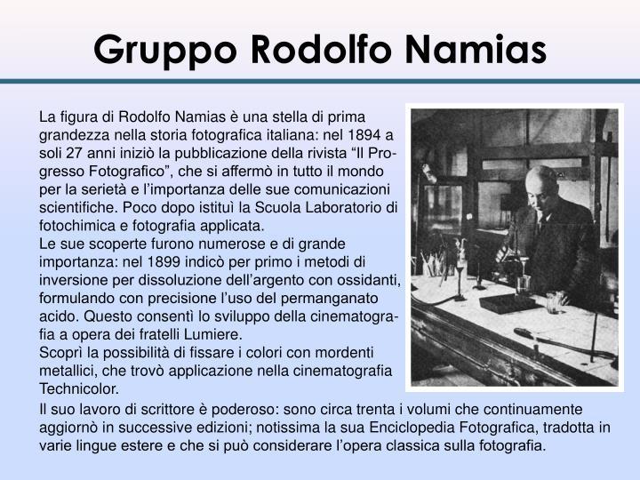 Gruppo Rodolfo Namias