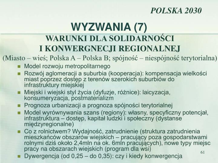 POLSKA 2030