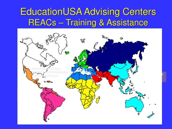 EducationUSA Advising Centers