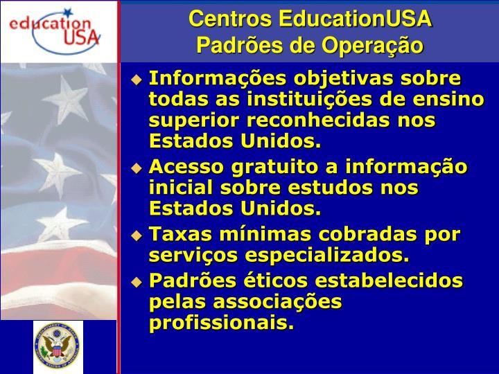 Centros EducationUSA