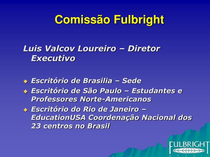 Comissão Fulbright
