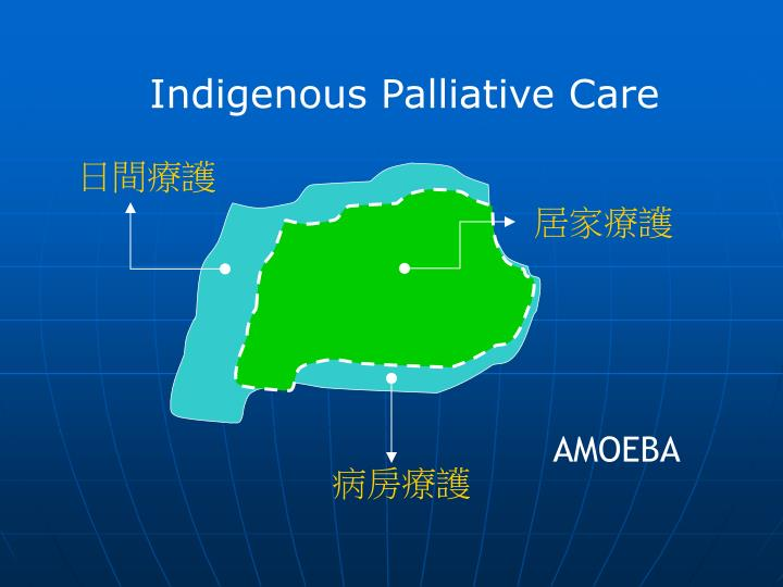 Indigenous Palliative Care