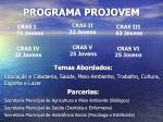 programa projovem