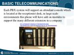 basic telecommunications6