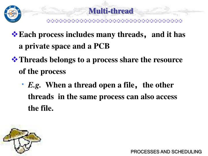 Multi-thread